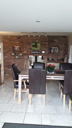 Dining Kitchen of High Lane Central, West Hallam, Ilkeston DE7