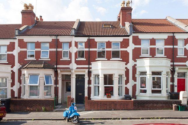 Thumbnail Terraced house for sale in Barratt Street, Bristol