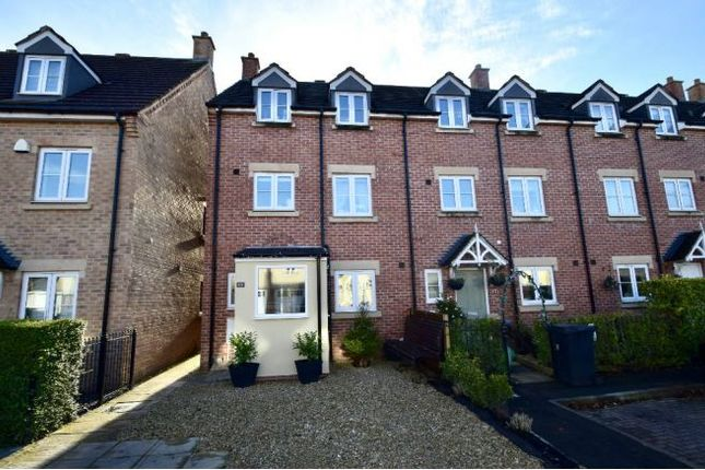Thumbnail Town house for sale in Laddon Mead, Yate, Bristol