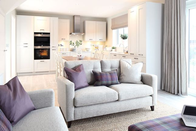 "4 bedroom detached house for sale in ""Cambridge"" at Little Malgraves Industrial Estate, Lower Dunton Road, Bulphan, Upminster"