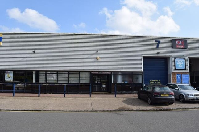 Thumbnail Warehouse to let in Unit 7 Granby Trade Park, Granby, Milton Keynes