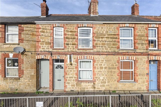 Thumbnail Terraced house for sale in High Street, Ilminster, Somerset