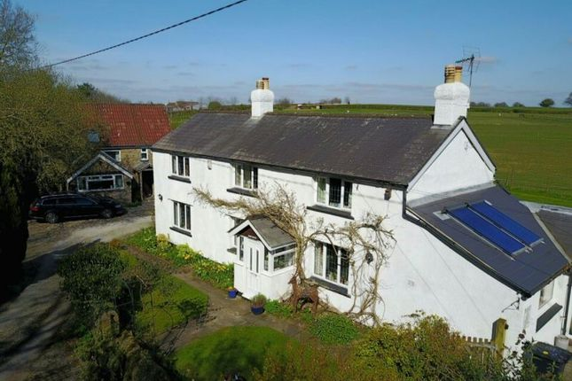 Thumbnail Detached house for sale in Hillersland, Coleford