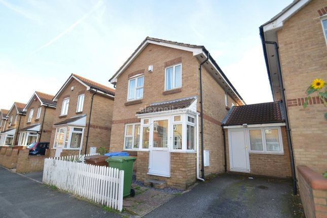 Thumbnail Terraced house for sale in Cadet Drive, London