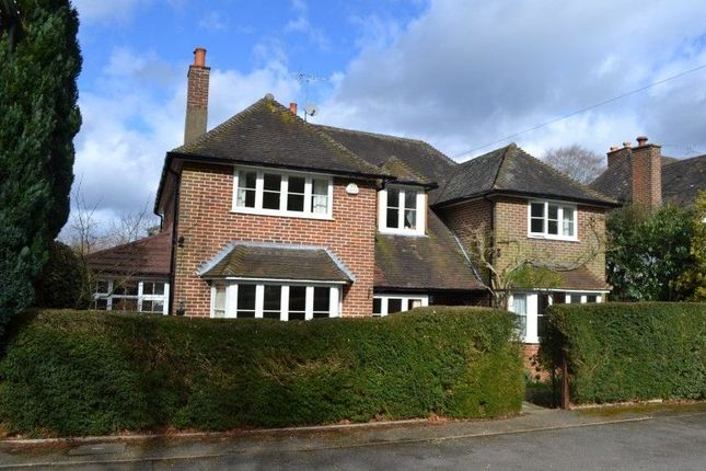 Thumbnail Detached house for sale in Swaynes Lane, Guildford