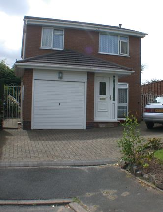 Thumbnail Detached house to rent in Stockhill Drive, Birmingham