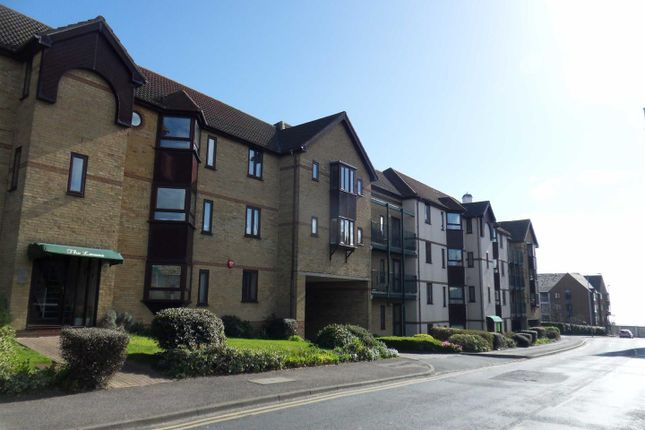 Thumbnail Flat for sale in The Lawns, Victoria Road, Ramsgate