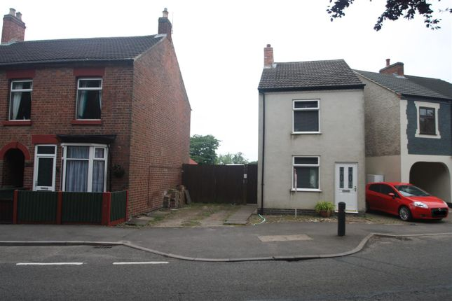 Thumbnail Detached house for sale in Whitehill Road, Ellistown, Coalville