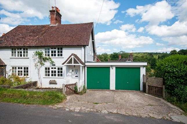 Thumbnail Semi-detached house to rent in Rose Cottage, Holmbury Hill Road, Holmbury St. Mary, Surrey