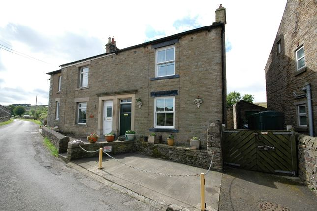 Thumbnail Semi-detached house for sale in East Haswicks, Westgate, Bishop Auckland