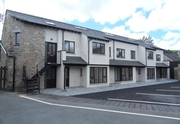 Thumbnail Terraced house to rent in Staplers Yard, Cross Lane, Kendal