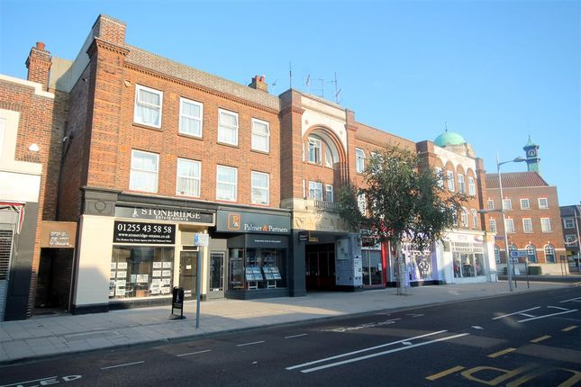 Thumbnail Flat for sale in Arcade Mansions, Station Road, Clacton-On-Sea