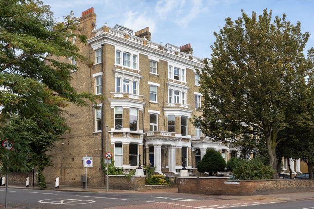 Exterior of Clapham Common North Side, London SW4