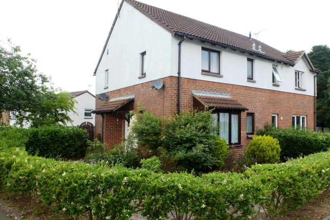 1 bed terraced house to rent in Rowan Drive, Creekmoor, Poole BH17