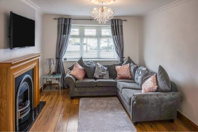 Living Room of Hambleton Road, Bishop Auckland DL14