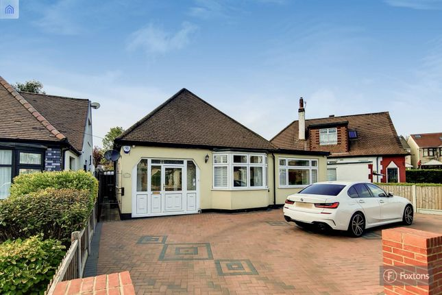 3 bed bungalow for sale in Marlborough Drive, Ilford IG5