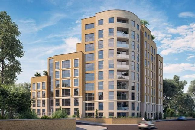Thumbnail Flat for sale in The Waldrons, Croydon, London
