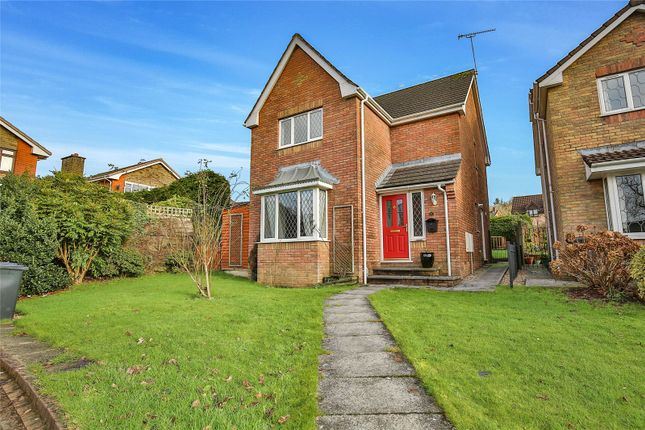 Thumbnail Detached house for sale in Walnut Close, Coalway, Coleford, Gloucestershire