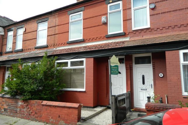 Thumbnail Terraced house for sale in Whalley Avenue, Levenshulme, Manchester
