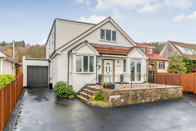Thumbnail Detached house for sale in Clevedon Road, Tickenham, North Somerset, 6Rv
