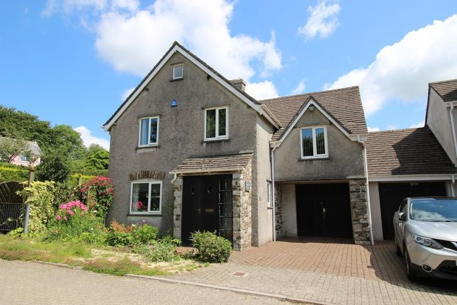 Thumbnail Link-detached house for sale in Chapel Meadow, Buckland Monachorum, Yelverton