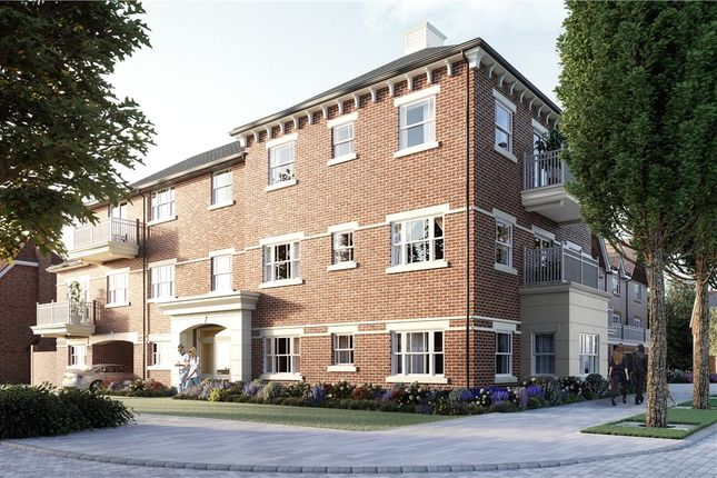 Thumbnail Flat for sale in Ively Road, Fleet