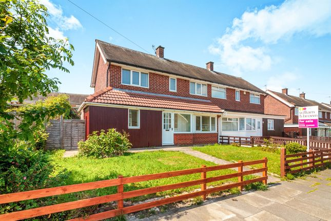 Thumbnail Semi-detached house for sale in Eskdale Road, Wingfield, Rotherham
