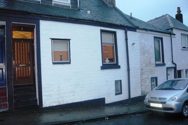 Thumbnail Terraced house to rent in Victoria Street, Dunfermline