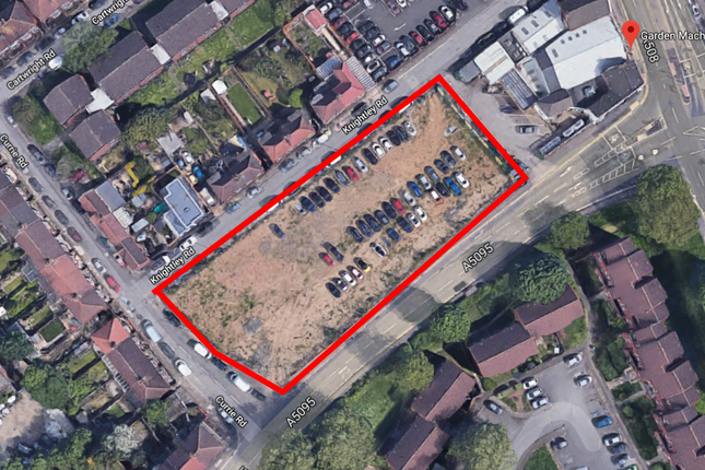 Thumbnail Land to let in Burleigh Road, Northampton
