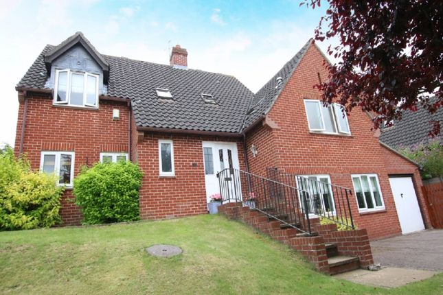 5 bed detached house for sale in Highfield Drive, Claydon, Ipswich, Suffolk IP6