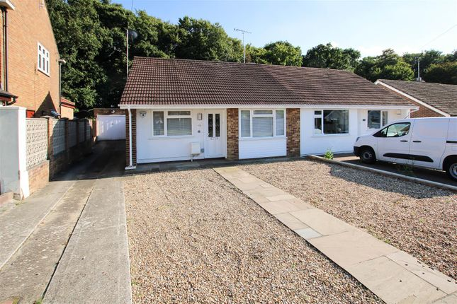 Semi-detached bungalow for sale in Woodland Avenue, Hutton, Brentwood CM13