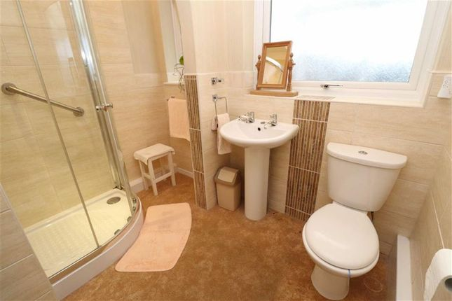 Shower Room/WC of Westwood Drive, Swanpool, Lincoln LN6