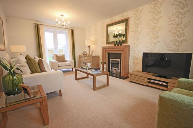 """Thumbnail Detached house for sale in """"Eskdale"""" at Dunnocksfold Road, Alsager, Stoke-On-Trent"""