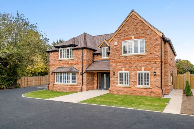 Thumbnail Detached house for sale in Maidens Green, Winkfield, Berkshire