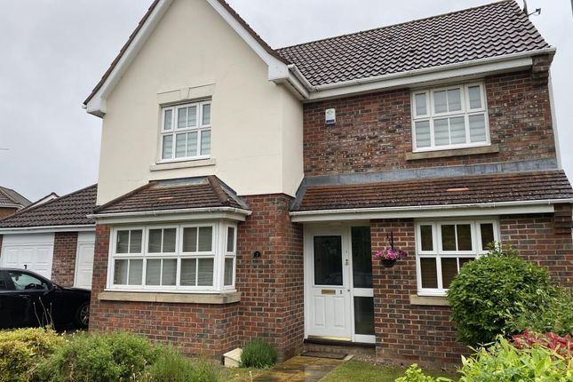 Thumbnail Detached house to rent in Salisbury Close, Amersham