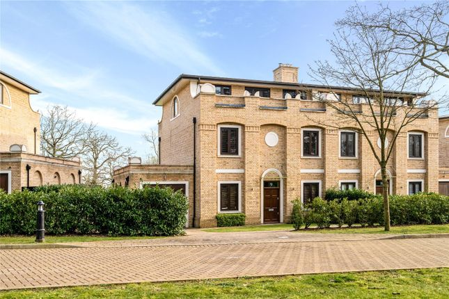 Thumbnail Semi-detached house for sale in Clarence Park Crescent, Stanmore, Middlesex