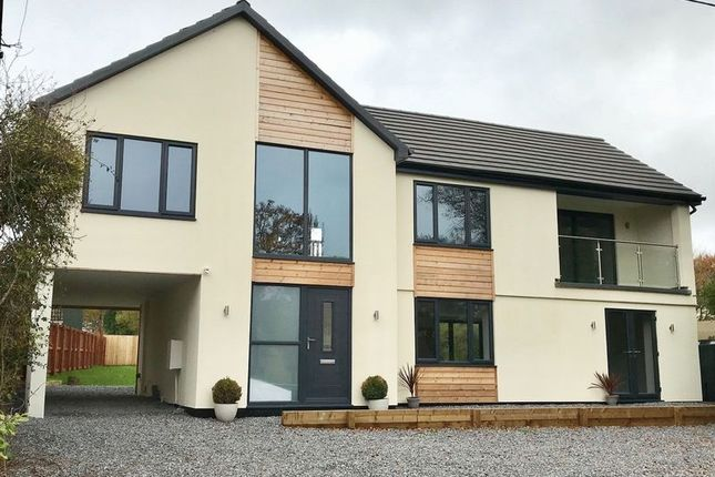 Thumbnail Detached house for sale in Woodhouse Hill, Uplyme, Lyme Regis