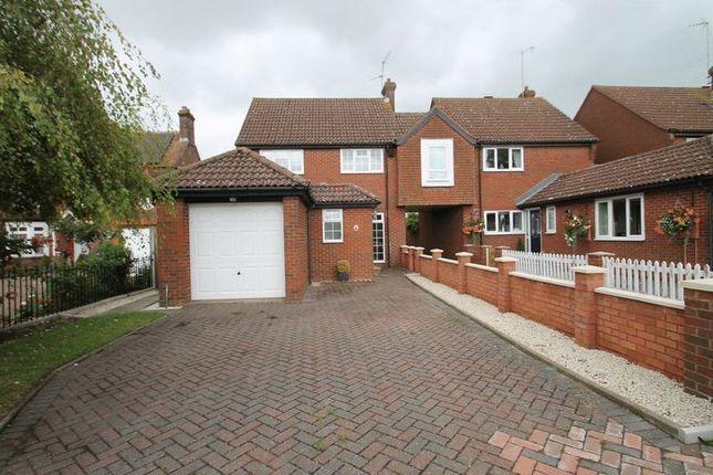 Thumbnail Semi-detached house to rent in High Street, Edlesborough, Buckinghamshire