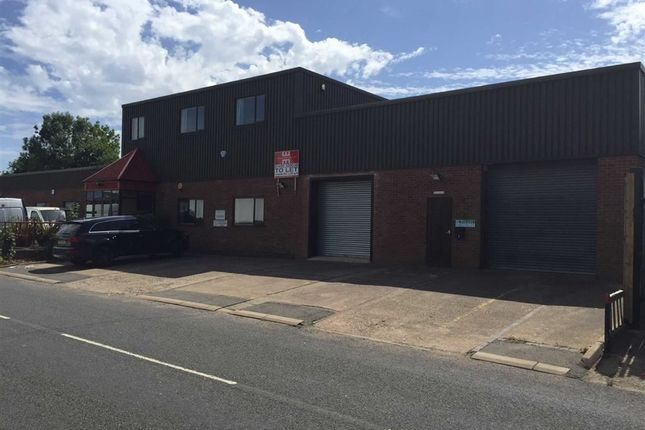 Thumbnail Light industrial to let in Unit 2, Manor House, Atherstone, Warwickshire