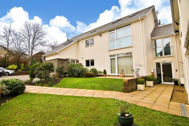 Thumbnail Flat for sale in Denstone Court, Ty Gwyn Crescent, Penylan, Cardiff