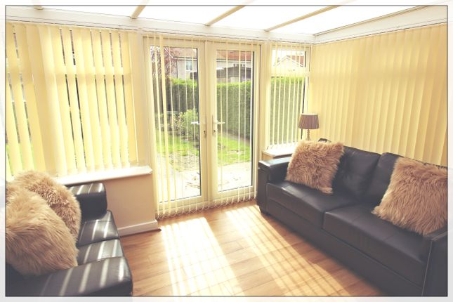 Thumbnail Shared accommodation to rent in Chelmsford Drive, Wheatley, Doncaster