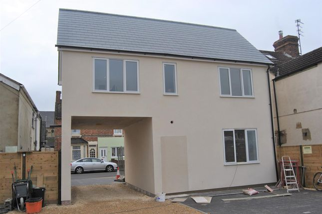 Thumbnail Detached house for sale in St Paul's Court, Gorsehill, Swindon