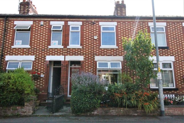 Thumbnail Terraced house for sale in Chapel Road, Northenden, Manchester