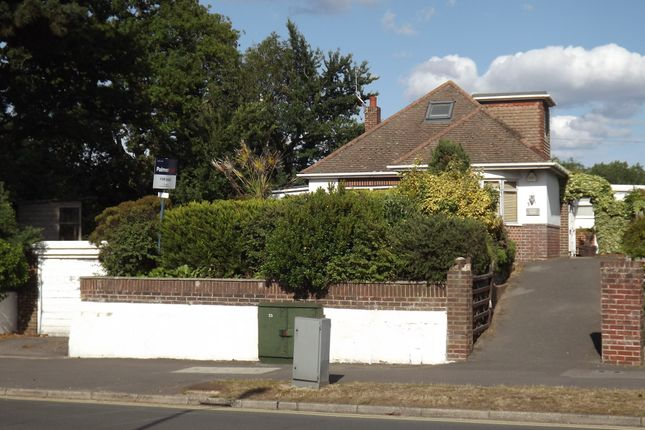 Thumbnail Detached house for sale in Belle Vue Road, Bournemouth, Dorset