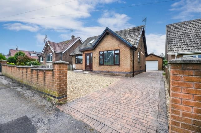 Thumbnail Bungalow for sale in Chappel Gardens, Bilsthorpe, Mansfield, Notts