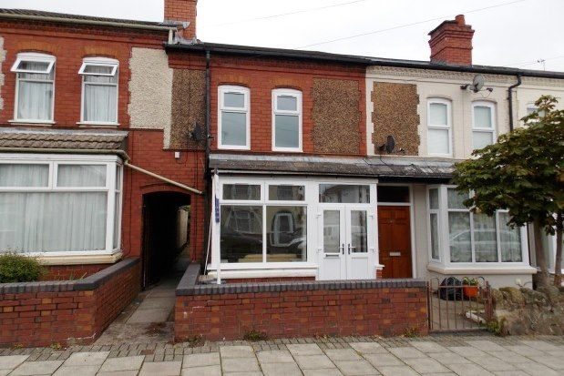 Thumbnail Property to rent in Selly Oak, Birmingham