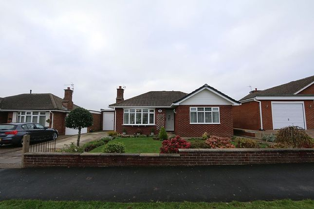Thumbnail Detached bungalow for sale in Annerley Drive, Bridlington, East Yorkshire