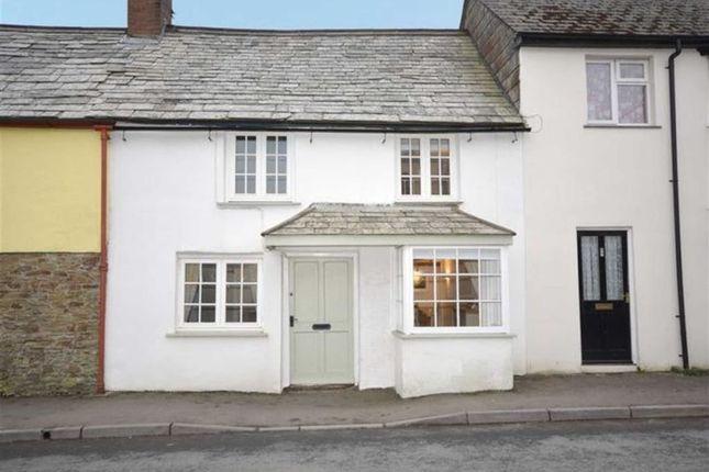 Thumbnail Terraced house to rent in The Square, Kilkhampton, Cornwall