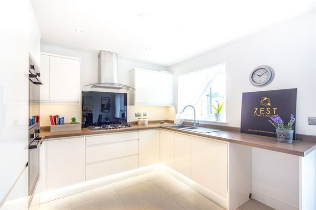 Thumbnail Semi-detached house for sale in Littleton Fields, Withy Trees Road, South Littleton