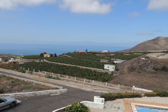 Villa for sale in La Caldera, Los Gigantes, Tenerife, Canary Islands, Spain